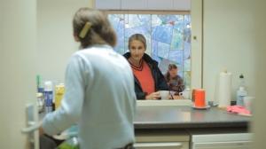 In der Frauenpension