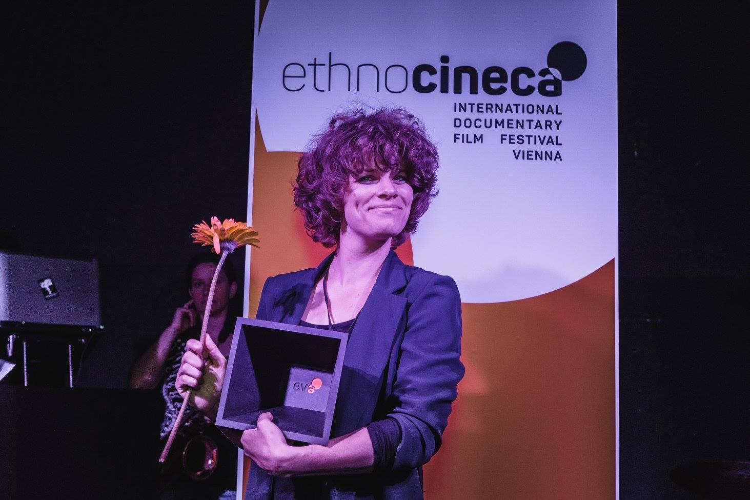 EVA Award für Bintou
